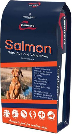 Pet Food Expert Chudleys Adult Maintenance Salmon