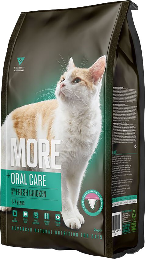 MORE Oral Care Adult Chicken
