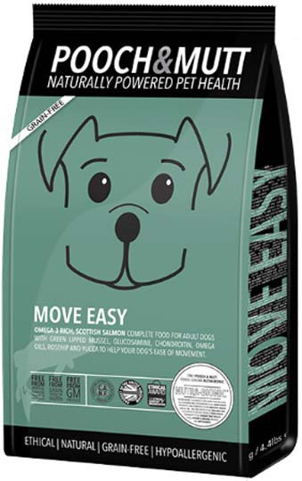 Poochmutt Adult Move Easy Salmon