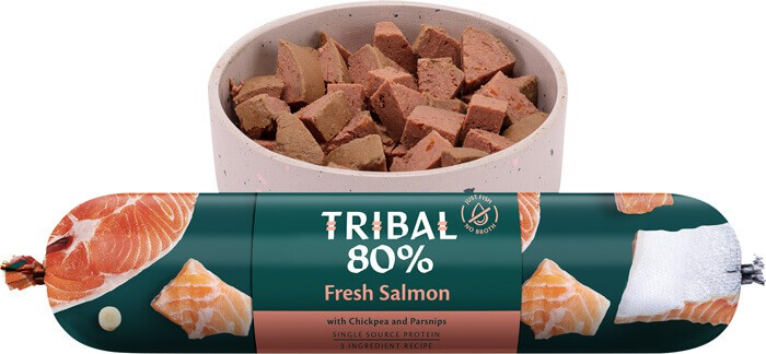Tribal 80% Fresh Salmon Gourmet Sausage